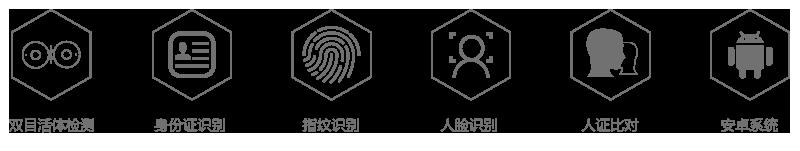 捷宇Z10S双目身份核验终端